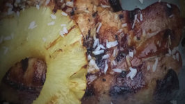 Father's Day - Hawaiian Recipes - Hawaiian Grilled Pork Chops