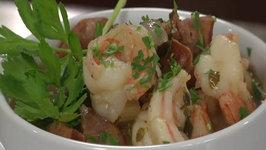 Gulf Coast Shrimp Gumbo