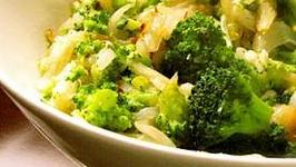Roasted Fennel With Broccoli