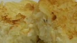 Culinary Carrie Rice Cake