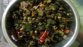 Bhindi Peanut Fry