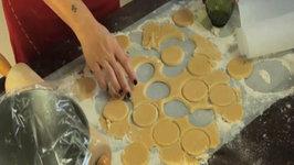 Short Bread Cookies with Heavy Cream - Ricetta per le Macine