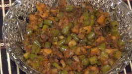 Aloo Beans Curry