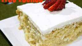 Tres Leches - Mexican Milk Cake