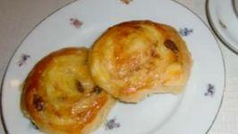 Cinnamon Pudding Rolls