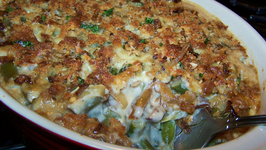 Gluten Free - French Onion Green Bean Casserole