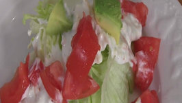 Blue Cheese and Tomato Wedge Salad