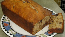 Cheryls Home CookingBanana Chocolate Chip Bread