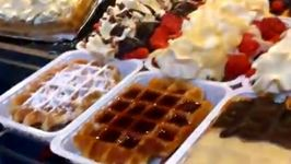 Quest for the Belgian Waffles (Part 1)