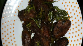 South Indian Mussels Fry