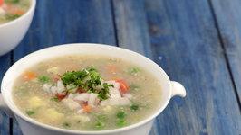 Jowar and Vegetable Porridge