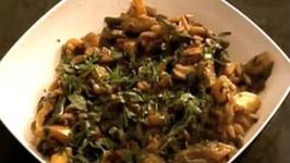 Simple Zucchini Mix Vegetable Pasta