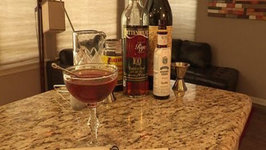 Manhattan Cocktail