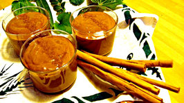 Raw Spicy Chocolate Mousse