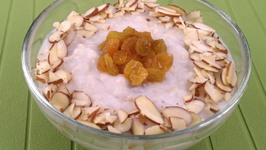 Vegan Slow Cooker Kheer