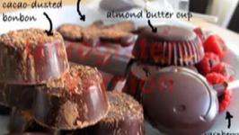 Raw Chocolate Cacao Treats
