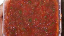 Tomato Salsa Sauce