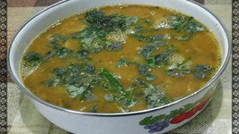 Simplest Sambhar With Imli