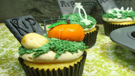 Episode 137 - Halloween Cupcake Inspiration