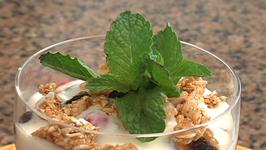 Yogurt And Fruit Parfait