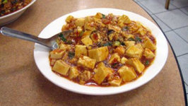 Tofu In Fenugreek and Tomato Gravy