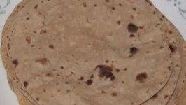 Hot and Puffy Flat Bread - Phulka or Pulka Roti Rotli