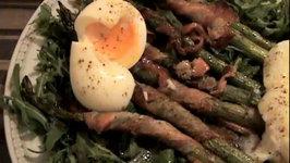 Zuza zak's Weeknight Dinners Warm Asparagus Salad