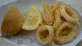 The Greek CookCalamari (Squid)