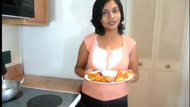 Indian Bread Patties