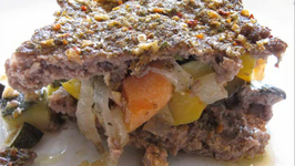Hamburger Meat Casserole