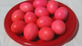 Pa Dutch Red Beet Eggs