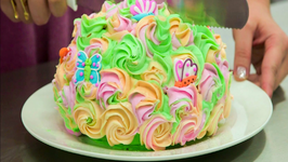 Feeling Sweet Pinata Cake