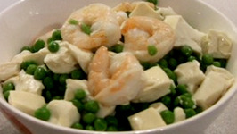 S1E1  Tofu, Peas, and Shrimp