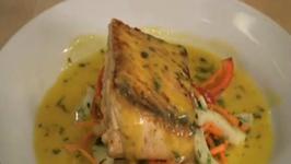 Island Inspired Dinner