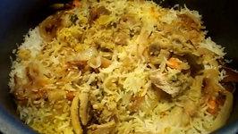 Kauwa Biryani  Chicken Biryani