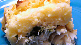 Fish Florentine Casserole - Perfect for Christmas Eve