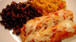 Crab Meat Enchiladas