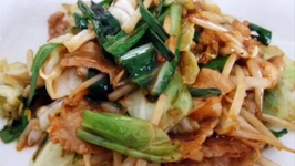 Vegetable Stir Fry with Pork