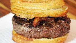 Cronut Burger