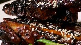 Asian Style BBQ Country Pork Ribs