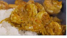 Club House Coconut Shrimp with Shallots