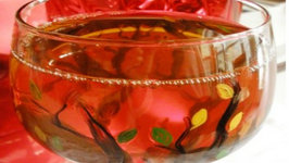 Betty's Holiday Cranberry Punch