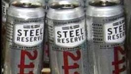 Steel Reserve 211 8.1 Beer Review