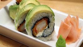 How to Make Sushi - Creamy Shrimp Fry Rolls