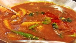 Veg Stir Fried in Hot Szechuan Sauce