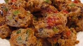 Betty's Festive Fruitcake Cookies