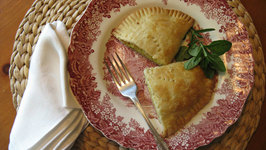 High Protein Pizza Turnovers