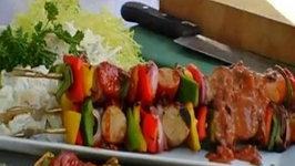 Kebabs and Skewers
