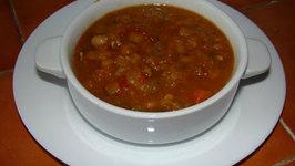 Slow Cooker Bean Soup