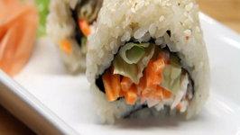 How to Make Sushi - Usagi Rolls